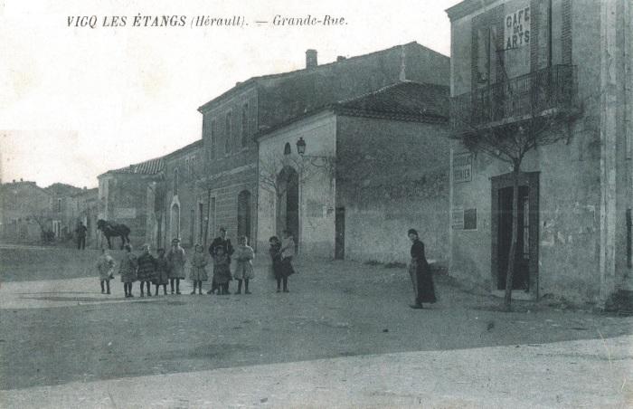 01 - Vicq- les Etangs-boulevard