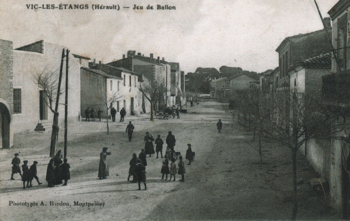 02 -Vic-les étangs-boulevard-fin XIXè siècle
